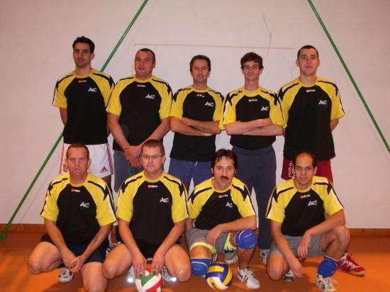 volley - équipe 1