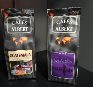 Cafés Guatemala et Séduction